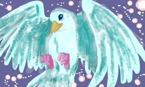 A blue dove_uzbek tale