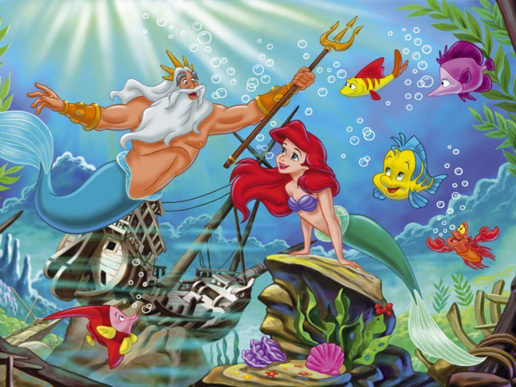 The-Little-Mermaid-Wallpaper-the-little-mermaid-6260663-1024-768