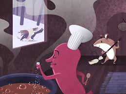 The Mouse, the Bird, and the Sausage_Brothers Grimm_happy