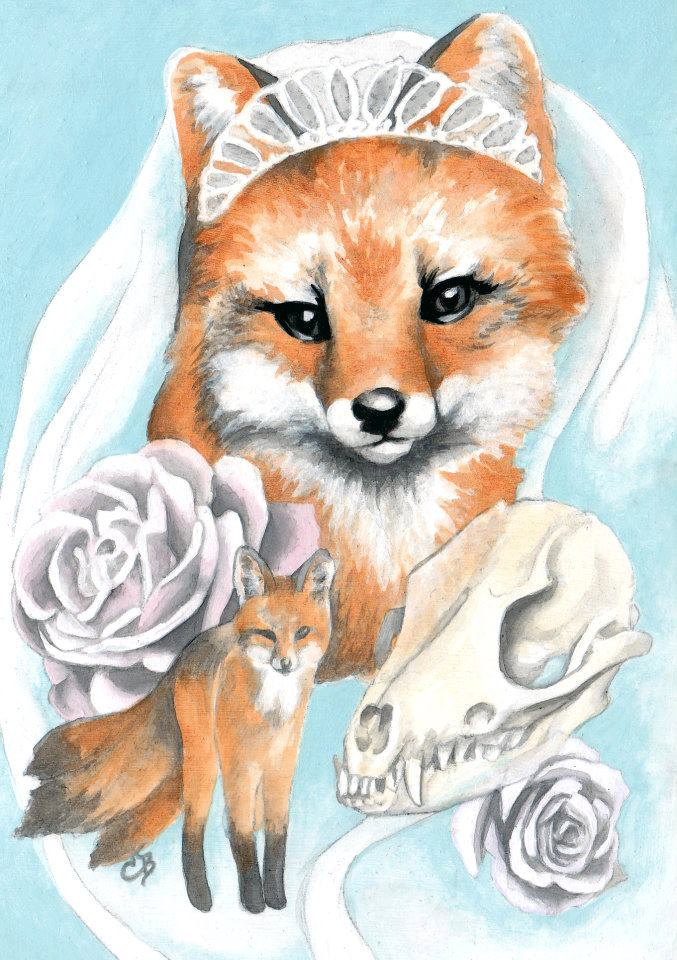 the wedding of mrs fox